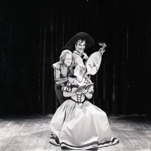 Taming of the Shrew-Wooing Bianca, 1971