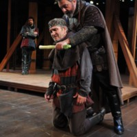 Henry V-Leek Scene, 2009