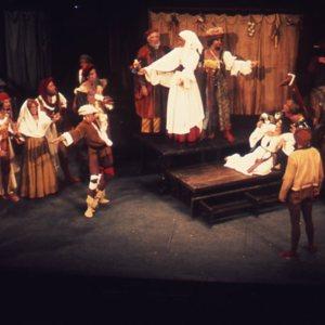 Taming of the Shrew-Katherine and Petruchio Wedding, 1977