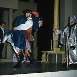 Taming of the Shrew-Katherine and Petruchio's Wedding, 1962