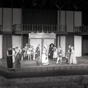 Taming of the Shrew-Kate and Petruchio Wedding, 1971
