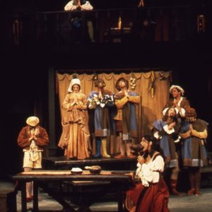 Taming of the Shrew-Starving Katherine, 1977