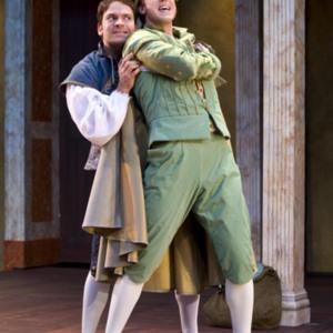 Two Gentlemen of Verona-Proteus and Valentine, 2008