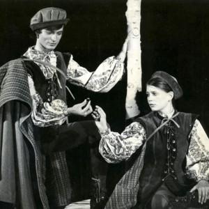 Two Gentlemen of Verona-ring Exchange, 1975