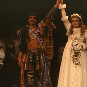 Taming of the Shrew-Katherine and Petruchio's Wedding, 1984