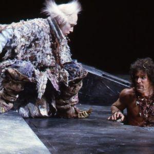 King Lear-Poor Tom, 1992