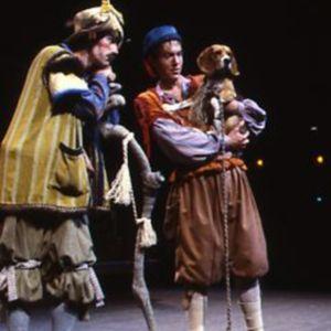 Two Gentlemen of Verona-Launce and Crab, 1983