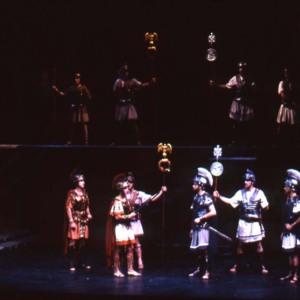 Julius Caesar-War, 1992