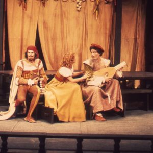 Taming of the Shrew-Wooing Bianca, 1977