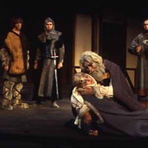 King Lear-Death of Cordelia, 1972
