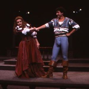 Taming of the Shrew-Wooing Katherine, 1984