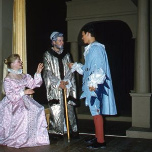 Taming of the Shrew-Wooing Bianca, 1962