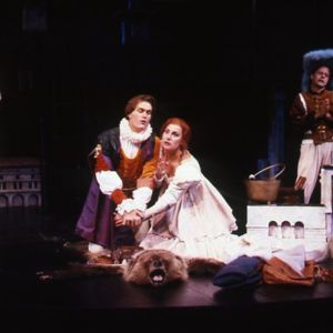 Taming of the Shrew-Starving Katherine, 1991