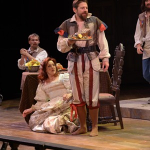 Taming of the Shrew-Starving Katherine, 2015