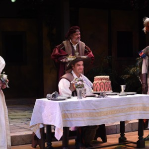 Taming of the Shrew-Katherine and Petruchio's Wedding, 2015