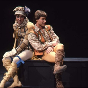 Two Gentlemen of Verona-Proteus and Valentine 1983