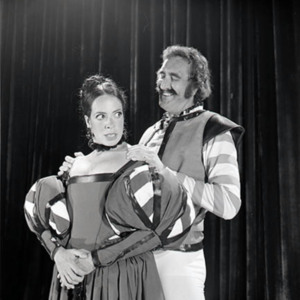 Taming of the Shrew-Wooing Katherine, 1971