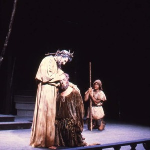 King Lear-Lear goes Mad 1979